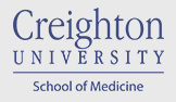 Creighton University School of Medicine logo